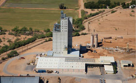 Agribusiness - Cargill Animal Nutrition Slipform Feed Mill