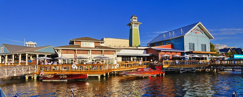 Disney Springs The BOATHOUSE®